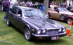 Betty Taylor's 1984<br>Jaguar XJ6