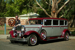 Christopher Constantine's 1929<br>Dodge DA Country Service Car