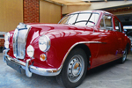 Christopher Constantines 1955 MG ZA Magnette